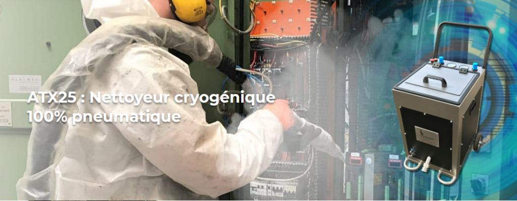 Cryogénie – Location de matériel ou Prestations
