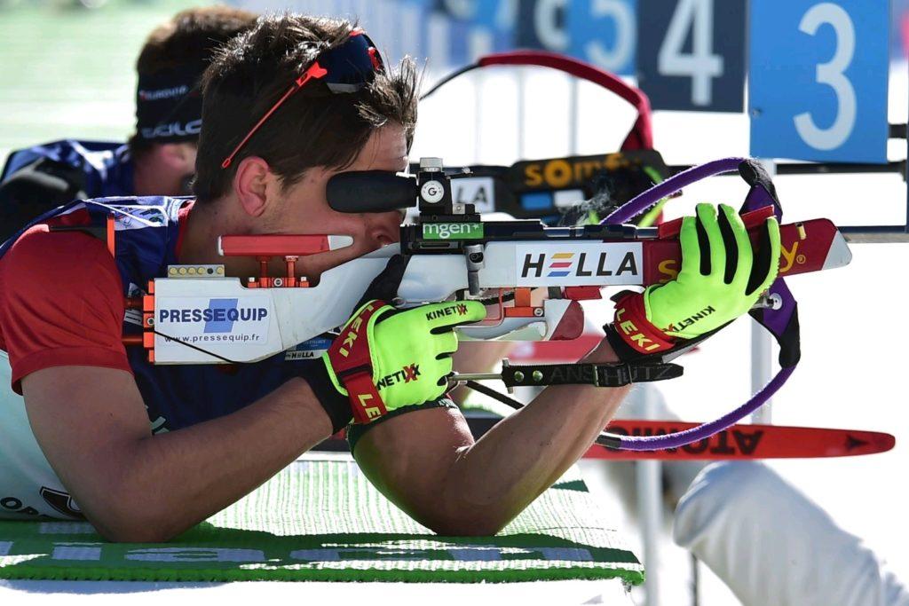 Oscar Lombardot – Champion du Monde du Relais Biathlon Junior